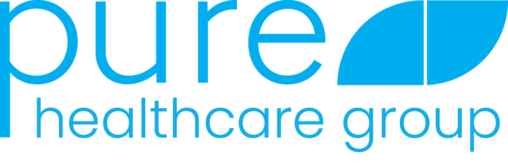 Pure healthcare group larger font
